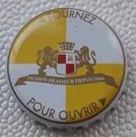 (LUXPT) - FR-L 1 - Capsula De Bouteille De Bière  Kronenbourg Bière - France - Bière