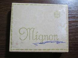 Vintage Mignon Royal Yugoslavia Tobacco Cigarette Box - Cajas Para Tabaco (vacios)