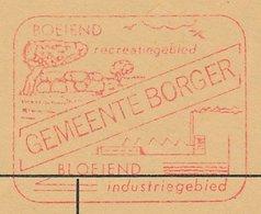 Meter Cover Netherlands 1975 Dolmen - Megalith - Borger - Préhistoire