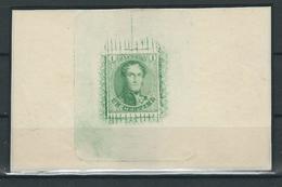 Epreuve De Couleur Du N°13. - 1858-1862 Médaillons (9/12)