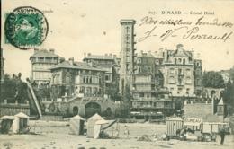 CPA 35  DINARD - LE CRISTAL HÔTEL - Dinard