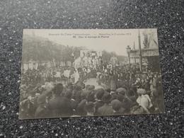 BRUXELLES: Souvenir Du Corso Carnavalesque 8-10-1911 - Fêtes, événements