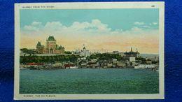 From The River Quebec Canada - Québec - La Citadelle