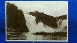Montmorency Falls Quebec Canada - Montmorency Falls