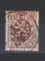 COB 278 Oblitération Centrale BRUGGE - 1929-1937 Heraldischer Löwe
