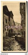 CPA Figeac La Venise Pauvre La Rue Du Canal Quercy - Figeac