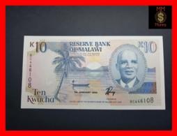 MALAWI 10 Kwacha 1.1.1994  P. 25 C  UNC - Malawi