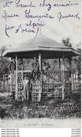 Autres Villes. Guiard, Le Kiosque à Guiard. - Algérie