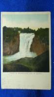 Chutes De Montmorency Prés De Quebec Canada - Montmorency Falls