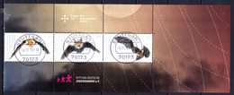 Bund - Neuheiten 2019 Mi. 3485-87 Als H-Blatt - Rundgestempelt - [7] West-Duitsland