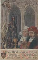 745. 's Hertogenbosch - 1 Juni Tot 1 Sept 1913 - Tentoonstelling Van Oude Kerkelijke Kunst, Opvoering  Oud Mysteriespel - 's-Hertogenbosch