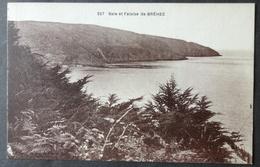 CPA 22 BREHEC ( PLOUHA ) - Baie Et Falaise - Edit. Vve Couée 257 - Réf. V 197 - Plouha