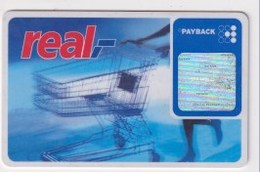 GC 23333 GERMANY - Payback - Real - Gift Cards