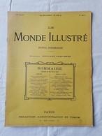 LE MONDE ILLUSTRE - ANNEE 1899 / Les Chouans / Procès Dreyfus / Van Dyck / Guillaume II / Grande Roue De Paris - Riviste - Ante 1900