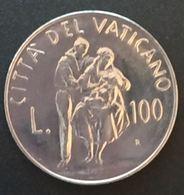 VATICAN - VATICANO - 100 LIRE 1982 - Jean Paul II - KM 164 - Vatican
