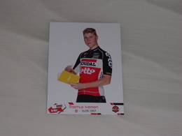 Rasmus Iversen - Lotto Soudal - 2020 - Cycling