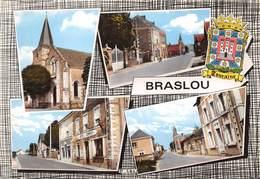 37-BRASLOU- MULTIVUES - France