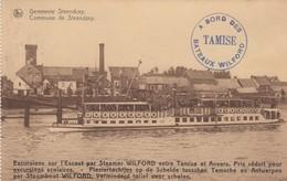 STEENDORP / TEMSE / EXCURSIEBOOT WILFORD 1926 - Temse