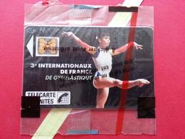 F52 50u Bercy Gymnastique Femme Sport Lot 895444 NSB Blister Neuve MINT (BD0220 - 1989
