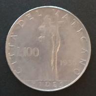 VATICAN - VATICANO - 100 LIRE 1955 - Pie XII - KM 55 - Vatican