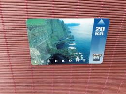 Phonecard Faroe (mint,Neuve)  Rare - Faroe Islands