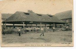 59 - Nord - Artres - Cour De Ferme Dite Du Catiau (0767) - France