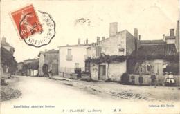 Plassac, Le Bourg - France