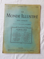 LE MONDE ILLUSTRE - ANNEE 1899 / Transvaal / Procès Haute Cour / Dirigeable Zeppelin / Léonides / Comète Biéla - Tijdschriften - Voor 1900