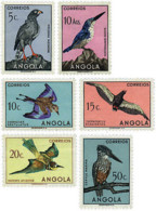 Ref. 597793 * NEW *  - ANGOLA . 1951. BIRDS. AVES - Angola