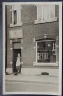 Commerce - Photo Carte - Aux Points Clairs - A. Bourguignon - Tissus Confections,Dames Et Enfants,Boutons Picots-2scans. - Magasins