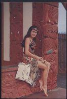 WA600 NEW ZEALAND - MAORI GIRL - Nuova Zelanda