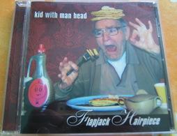 CD  PUNK - KID WITH MAN HEAD / FLAPJACK HAIRPIECE - Punk