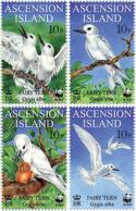 Ref. 74199 * NEW *  - ASCENSION ISLAND . 1999. FAIRY TERN. CHARRAN BLANCO - Ascension