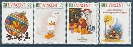 SAINT VINCENT - N°1390/3 ** (1991) WALT DISNEY - - Disney