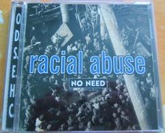 CD  HARDCORE - RACIAL ABUSE / NO NEED - Hard Rock & Metal