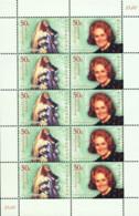 Ref. 143661 * NEW *  - AUSTRALIA . 2004. HOMMAGE TO JOAN SUTHERLAND. HOMENAJE A JOAN SHUTERLAND - Ungebraucht