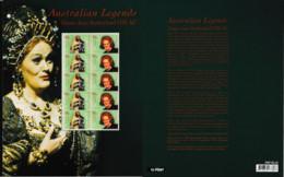 Ref. 607843 * NEW *  - AUSTRALIA . 2004. HOMMAGE TO JOAN SUTHERLAND. HOMENAJE A JOAN SHUTERLAND - Ungebraucht