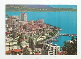 Cp,  MONACO , MONTE CARLO ,le Cap Martin Vus De La Moyenne-corniche,  Vierge - Monte-Carlo