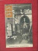 CPA  - Clairizet -(Marne) - Intérieur De L'église - Altri Comuni