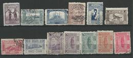 TURQUIE 1922   -13  Timbres Lot 30  Tous Differents  Voir DETAIL ANNONCE - 1920-21 Anatolie