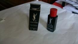 Miniature De Parfum Yves Saint Laurent Homme Haute Concentration Eau De Toilette - Miniatures Hommes (avec Boite)