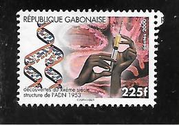 TIMBRE OBLITERE DU GABON DE 2000 N° MICHEL 1506 - Gabon