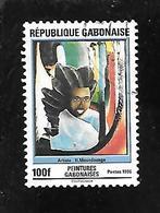 TIMBRE OBLITERE DU GABON DE 1996 N° MICHEL 1331 - Gabon