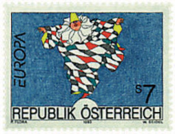 Ref. 62841 * NEW *  - AUSTRIA . 1993. EUROPA CEPT. CONTEMPORARY ART. EUROPA CEPT. ARTE CONTEMPORANEO - 1945-.... 2a Repubblica