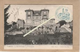 Dept 27 : ( Eure ) Vernon, Les Terrasses. - Vernon
