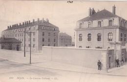 21, Dijon, La Caserne Vaillant - Dijon