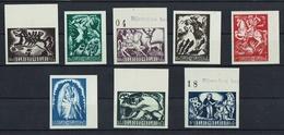 N° 653/60 Belgische Legenden Ongetand Met Specimen ZELDZAAM ! - Ongetande