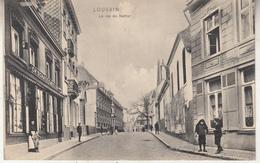 Leuven - Naamsestraat - Geanimeerd - D.T.C. Antwerpen - Leuven