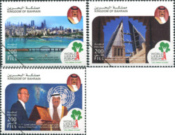 Ref. 314419 * NEW *  - BAHRAIN . 2012. 6 WORLD URBAN FORUM IN NAPLES. 6 FORUM MUNDIAL URBANO EN NAPLES - Bahrain (1965-...)