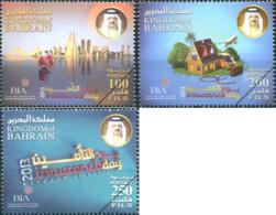 Ref. 349843 * NEW *  - BAHRAIN . 2013. DEVELOPMENT DAY. DIA DEL DESARROLLO - Bahrain (1965-...)